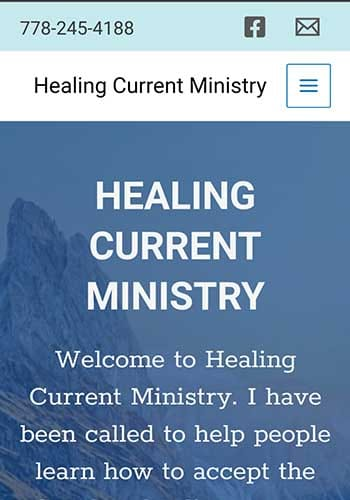 healing current ministry